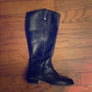 INC International Concepts Black Boots 8W